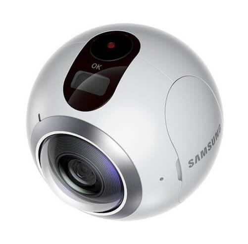 360 Grad Kamera Samsung Gear 360 (2016)
