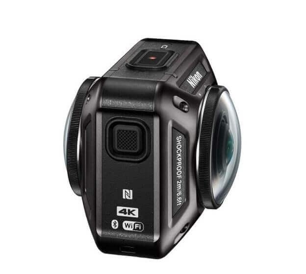 360 Grad Kamera Nikon Keymission 360