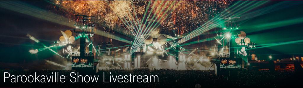 Parookaville 360 Grad Livestream